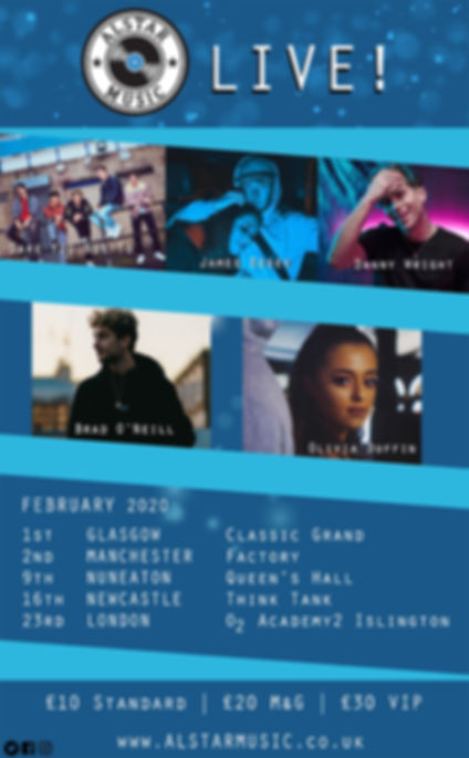 Alstar Showcase - February (POP - Update