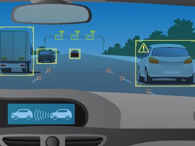 Opportunités autour du véhicule autonome