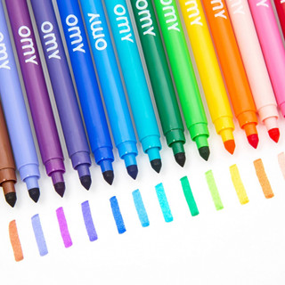 Felt pens washable