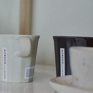 Kinto Alfresco line  Mug