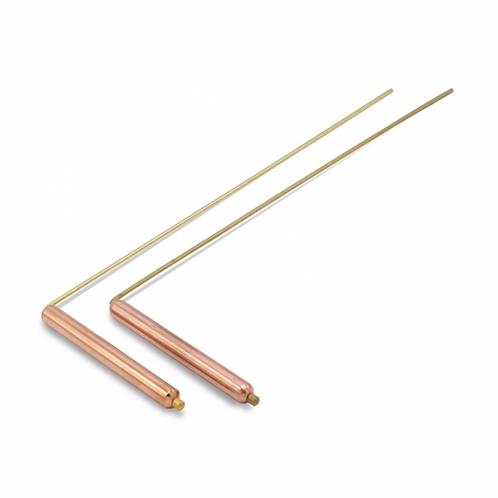 Antennes parallèles - laiton/cuivre