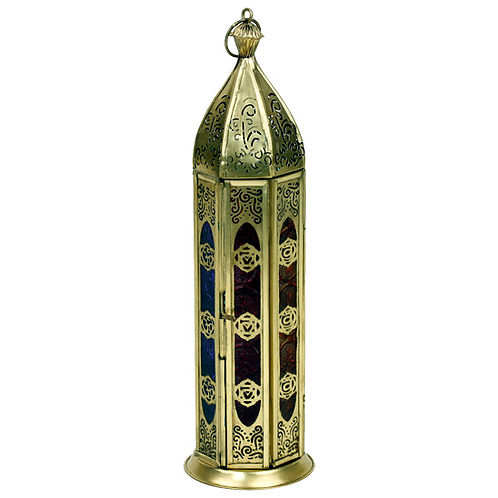 Eclairage d'ambiance Oriental 7 Chakras - 8.5x30 cm