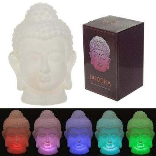 Magnifique lampe Bouddha de décoration à couleur changeante LED