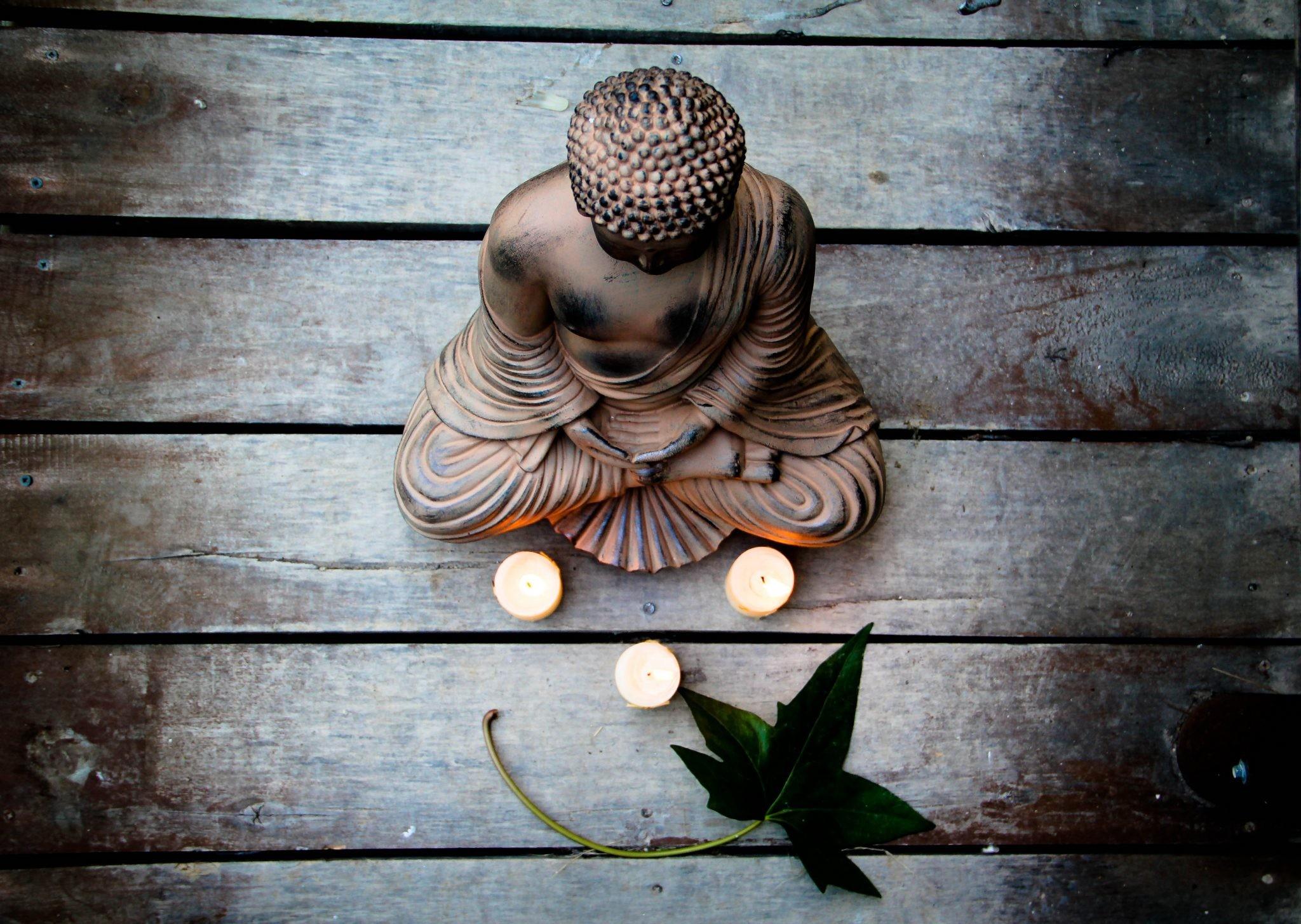 Statues bouddha zeny boutique