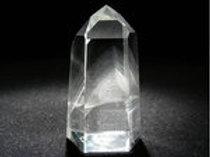 Cristal de Roche Pointe Fantôme (10 à 15 grammes)