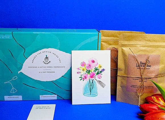 Mind & Body Wellness Gift Box
