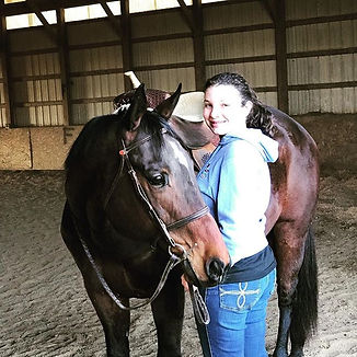 Everyone loves mrytle! #aqhaproud #barre
