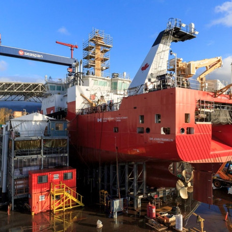 Shipbuilding Projects