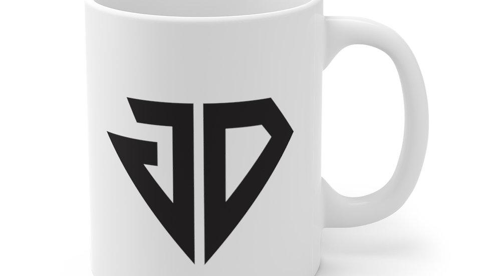 Black Logo Ceramic Mug