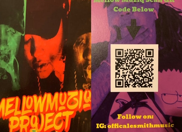 Promo Stream Card (Double-Sided)