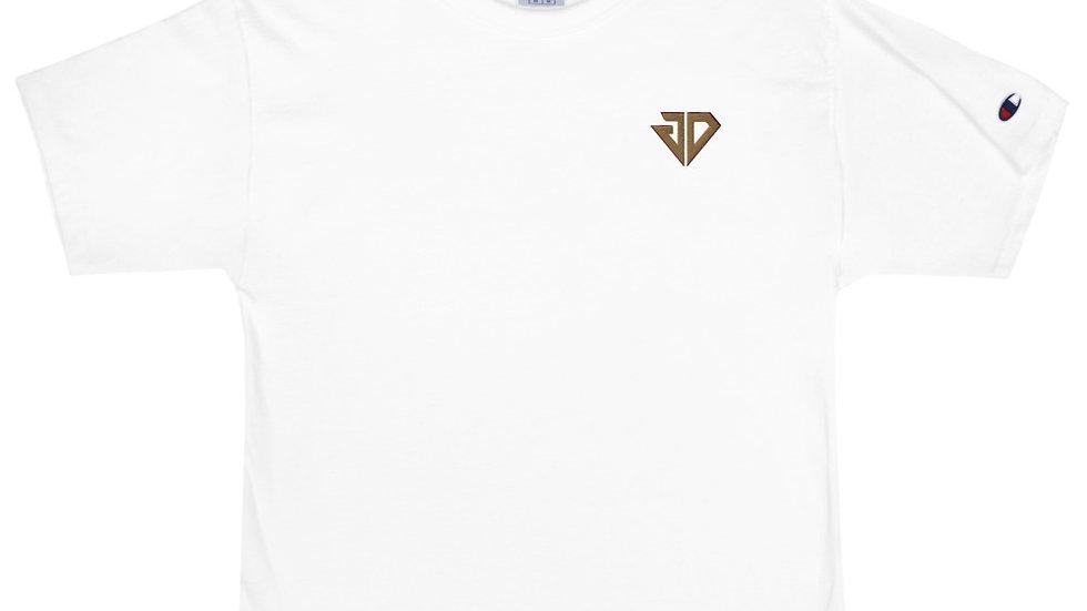 Uncrowned King 2 Logo Men's Champion T-Shirt