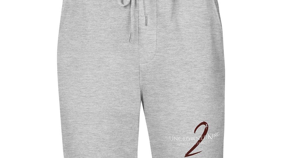 Uncrowned King 2 Men's fleece shorts
