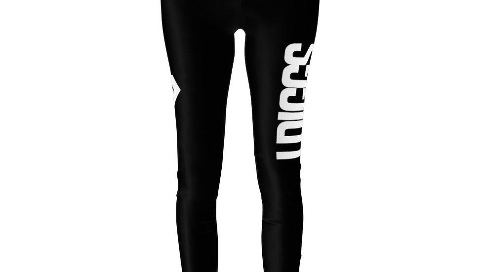 Women's Logo Casual Leggings (Black)
