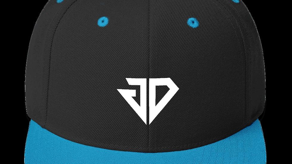 JD Logo Snapback Hat