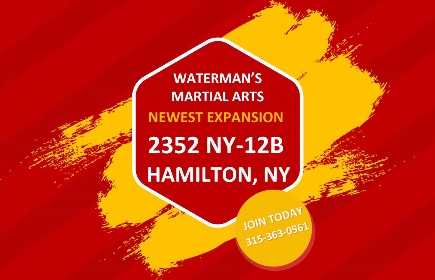 WMA Opens New Dojo in Hamilton, NY