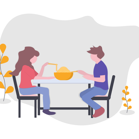 6 great dinner conversation starters for your teen