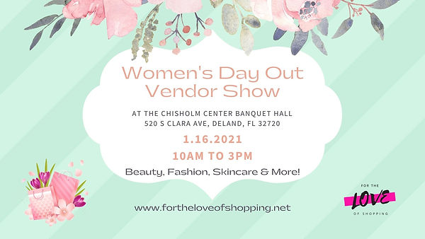Woman's Day Out Craft & Vendor Show (1).