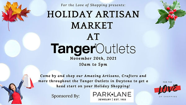 Holiday Artisan Market Event Cover Photo