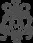 おとつぶハープロゴ神様のみ-細めグレー#4F4F4F.png