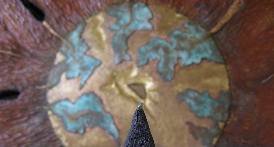 Earth in focus