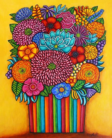 Celebration Bouquet, 40x50 cm