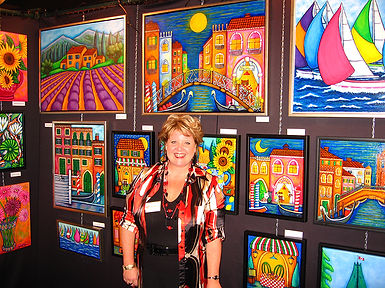 Lisa Lorenz Exhibition