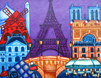 Wonders of Paris, II SOLD