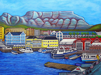 Colors of Cape Town, SOLD