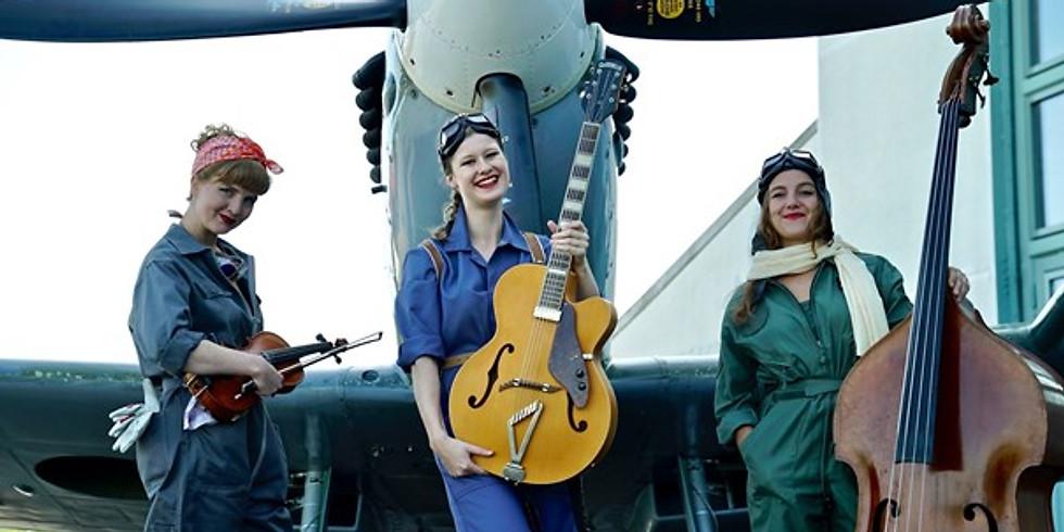AFGELAST Concert: The Bonnie Blues