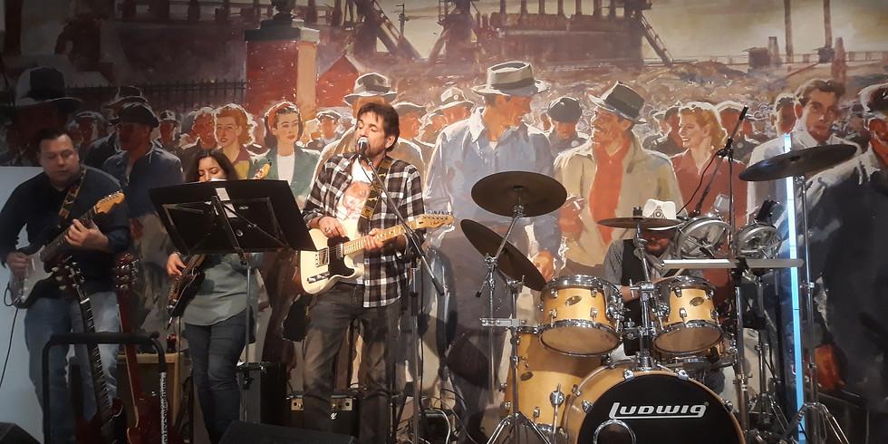 AFGELAST Concert EASTON Rock Blues 'n Roll