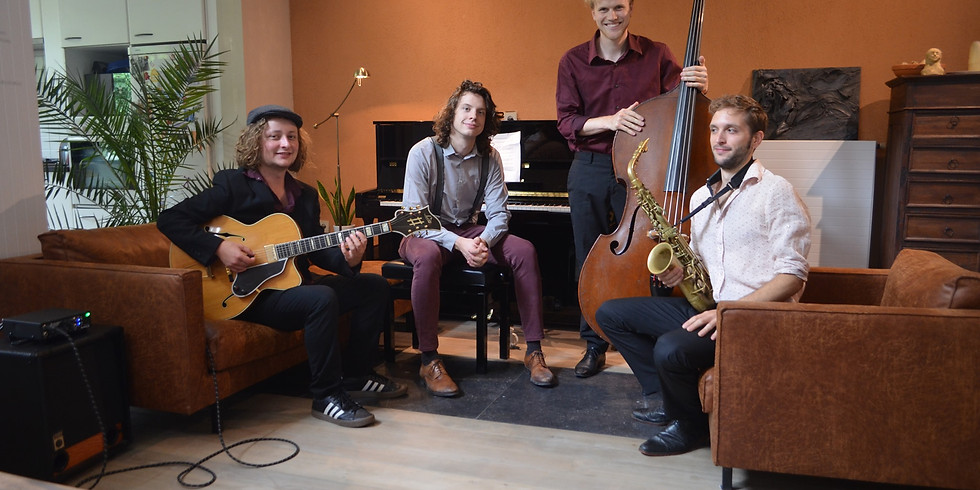 Concert: The hot stompers     AFGELAST