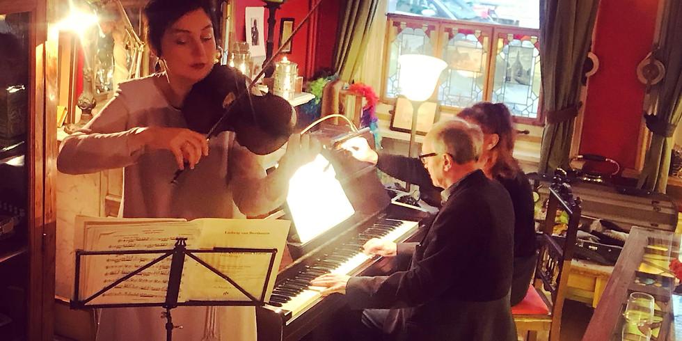 Concert: Tatjana Scheck & Urbain Boodts