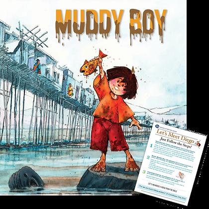 Muddy Boy, an illustrated childrens' book