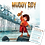 Thumbnail: Muddy Boy, an illustrated childrens' book