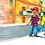 Thumbnail: Lázaro's Dream Team, an illustrated childrens' book
