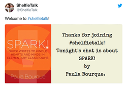 SPARK! Twitter Chat