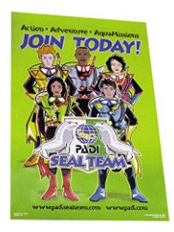 Diplome  Seal Team PADI
