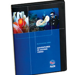 DVD Advanced PADI