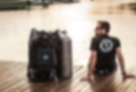 SCUBAPRO teeshirt sac mesh bag, dry bag. Ecole de plongée à Paris. Formation à la carte. Cours et brevets PADI en fosse de 20m, piscine, mer et lac du débutant au moniteur. Vente Livre Manuel PADI