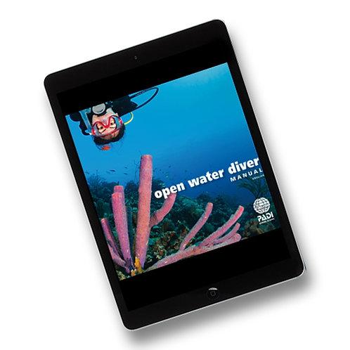 Manuel Digital Open Water Diver PADI