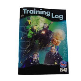 Training Log Book Pro Carnet de Plongée Pro