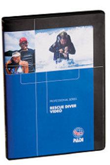 DVD Rescue Diver PADI