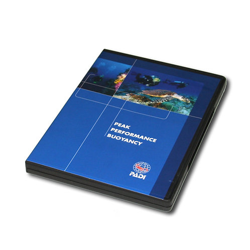 DVD Flottabilité - PPB PADI