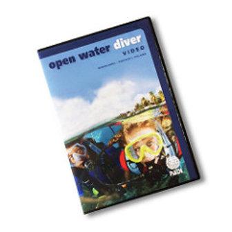 DVD PADI Open Water