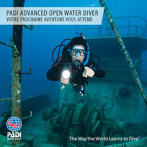 Advanced PADI