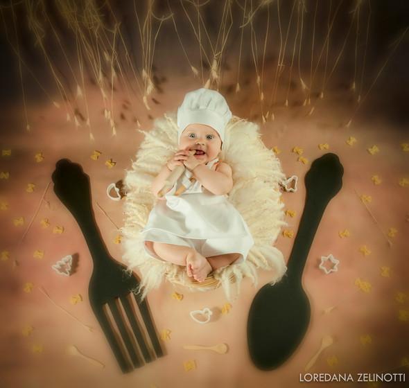 Servizio Fotografico Newborn LOREDANA ZELINOTTI