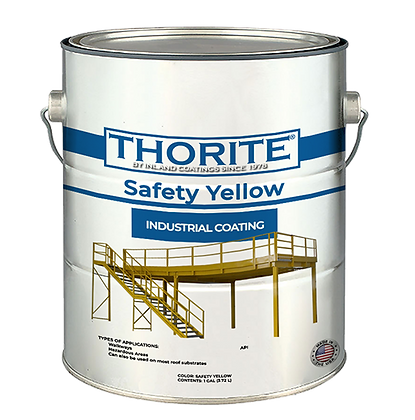 Safety Yellow Industrial Coating