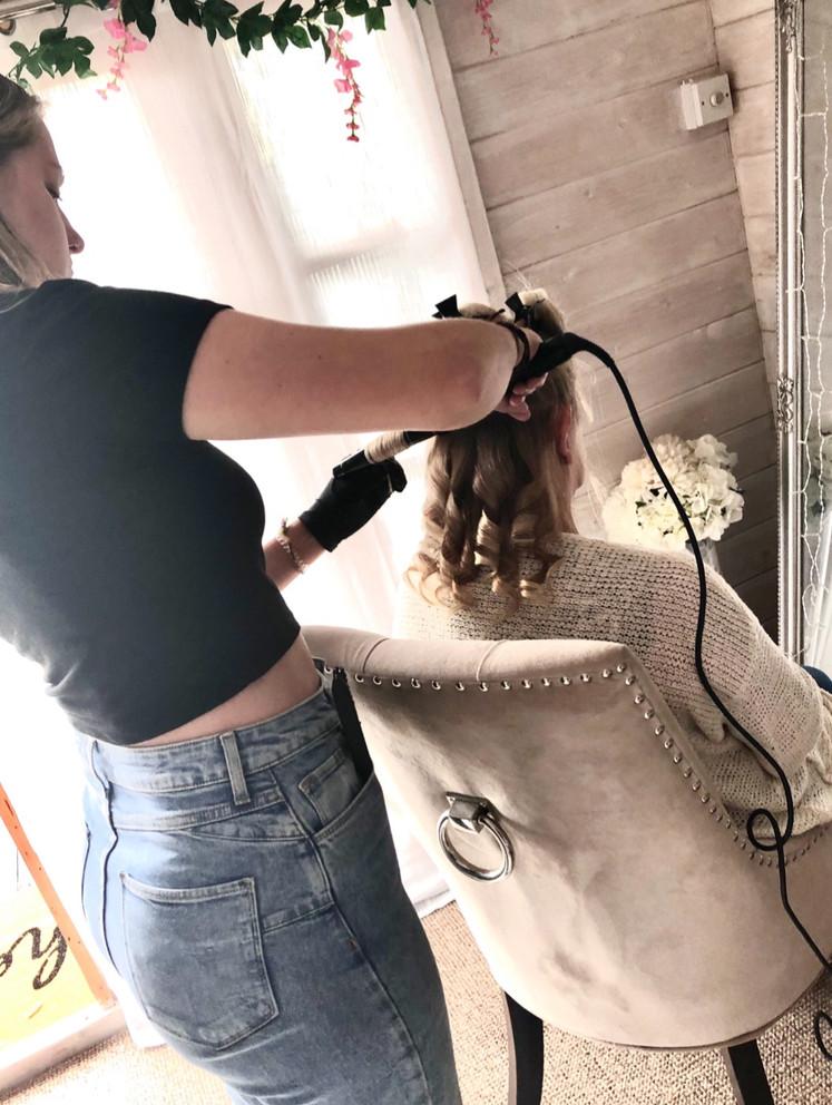 Hair course
