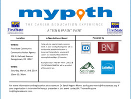 """Find My Path"" Career & Education Event"