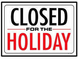 Agency Closed - Labor Day